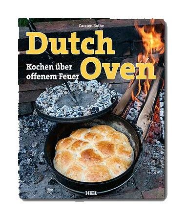 Buch: DUTCH OVEN - Kochen über offenem Feuer