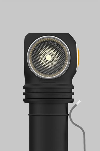 ARMYTEK WIZARD C2 MAGNET USB, F08901W, Taschenlampe, Stirnlampe