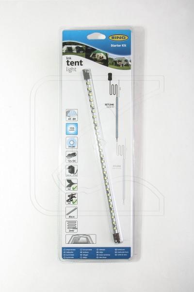 27 LED Zeltlicht-Starterkit, 155 Lumen, Länge: 30cm