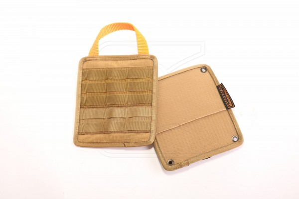 Grundplatte Tear Off Base für Nakatanenga Messenger Erste-Hilfe-Tasche