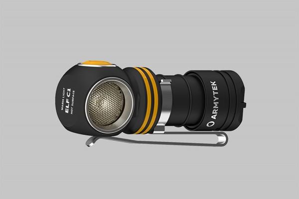 ARMYTEK ELF C1 MICRO USB, Taschenlampe, Stirnlampe, F05002W