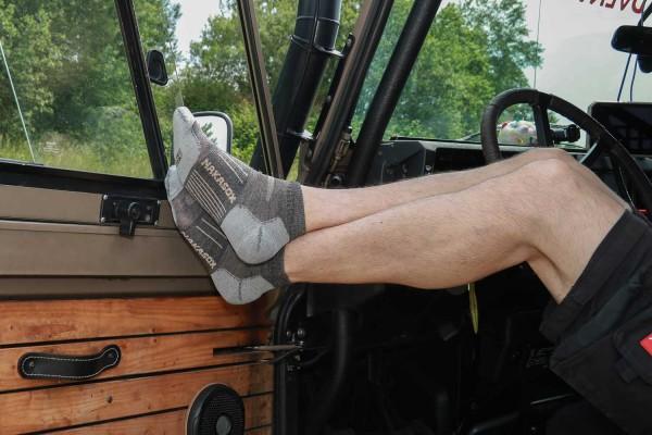 Merino Sommer Socken