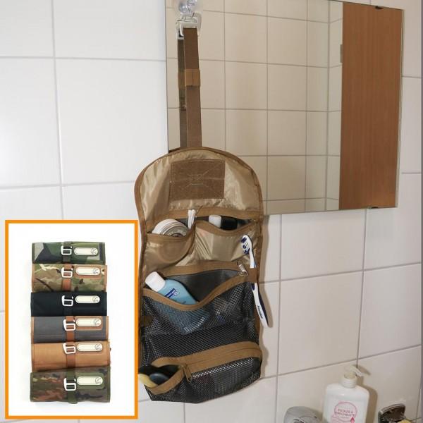 Tool Roll Wash - Kulturbeutel