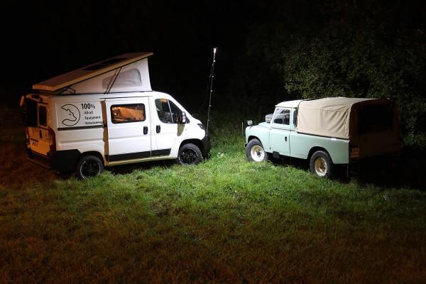 Nakatanenga Camping-Flutlicht